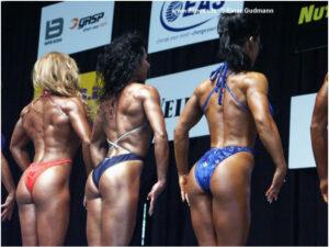 Worlds IFBB in Santa Susanna 2004