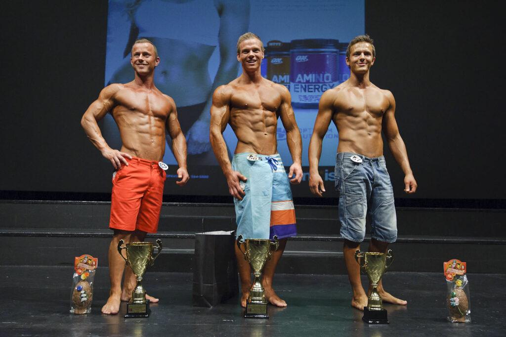 Íslandsmót IFBB 2013