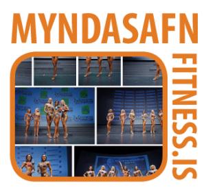 Myndir fitness
