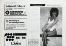 Dagur árið 1988