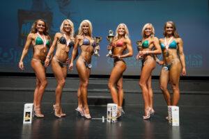 Íslandsmót IFBB 2014