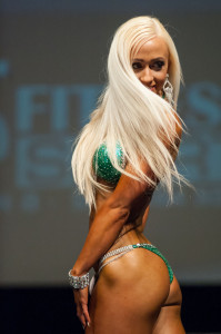 Íslandsmót IFBB 2014 - módelfitness