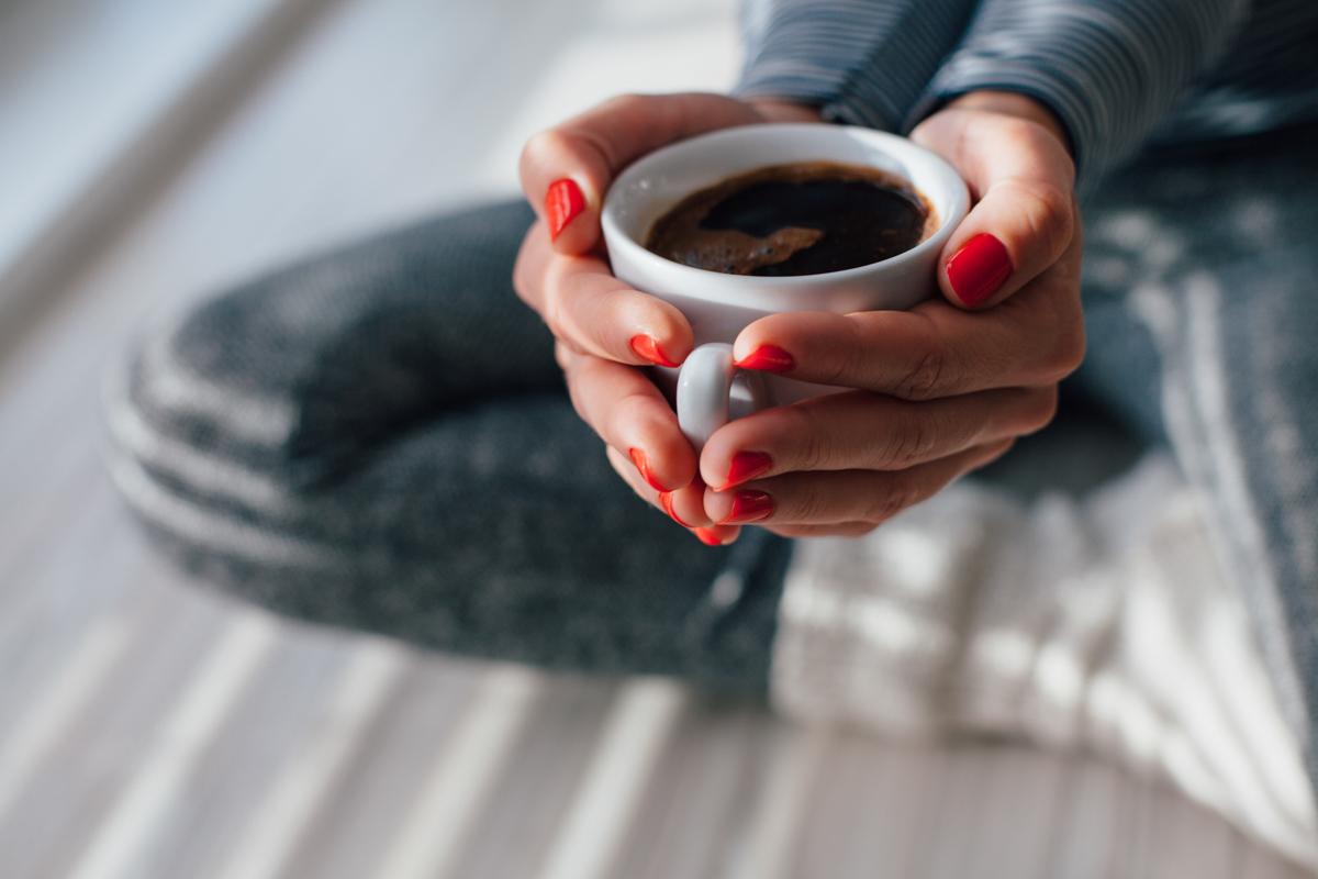 Kaffi og orkudrykkir